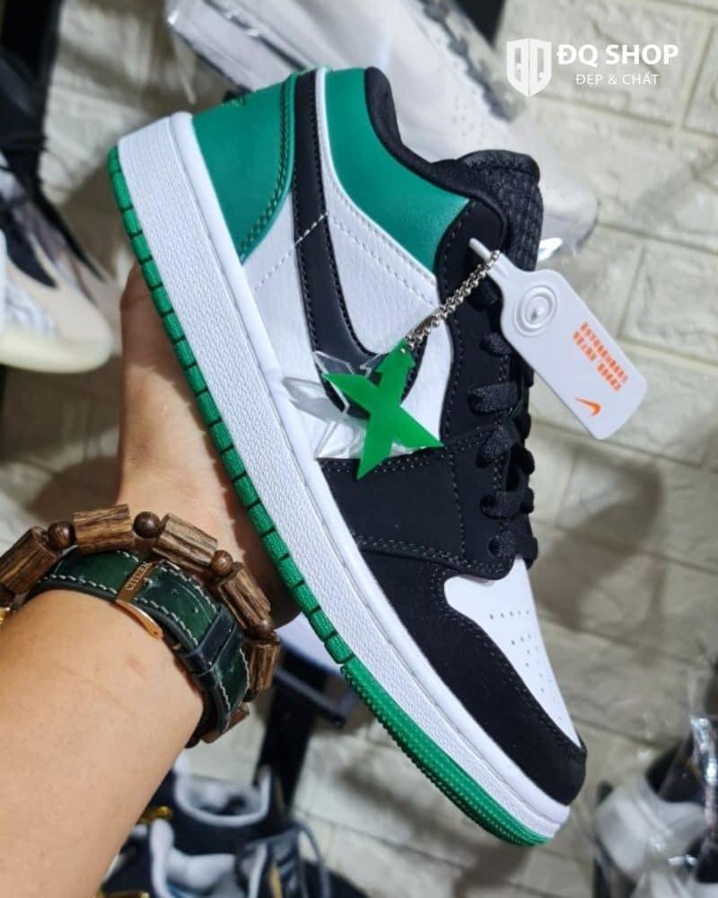giay-nike-air-jordan-1-low-xanh-la-black-mystic-green-rep-11-dep-chat