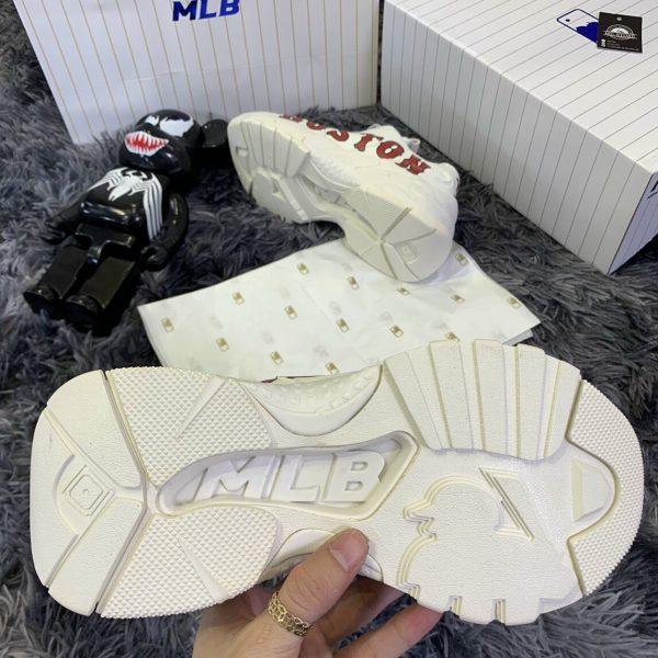 Giày Sneaker MLB Korea Boston Red Sox Nam Nữ Rep™ 1:1 Đẹp & Chất