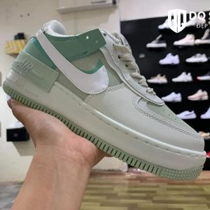 Giay Nike Air Force 1 Shadow Pistachio Nam Nữ Rep 1 1 đẹp Chất Sneakers air force 1 shadow di nike. giay nike air force 1 shadow pistachio nam nữ rep 1 1 đẹp chất