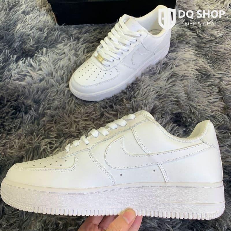 Giày Nike Air Force 1 Trắng Replica 1:1