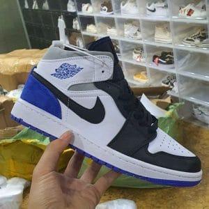Giày Nike Air Jordan 1 Mid SE Union Royal Rep 1 1 đẹp & Chất